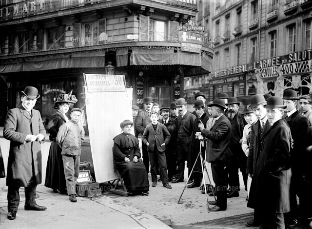 パリ(1907年)[22177002783]の写真素材・イラスト素材|アマナイメージズ