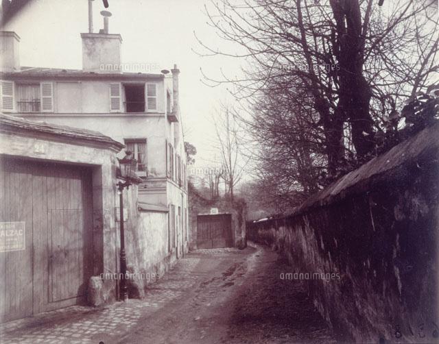パリ(1922年) 撮影:ウジェーヌ・アジェ[22177003767]の写真素材 ...