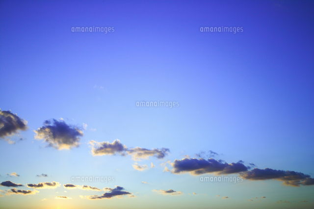 夕焼け空