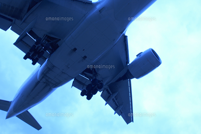 飛行機