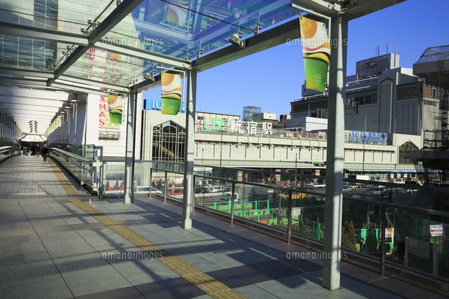 歩道橋 新宿 新宿駅南口首つり男性自殺!自殺画像が拡散でTwitter炎上!友人が見殺しにした?