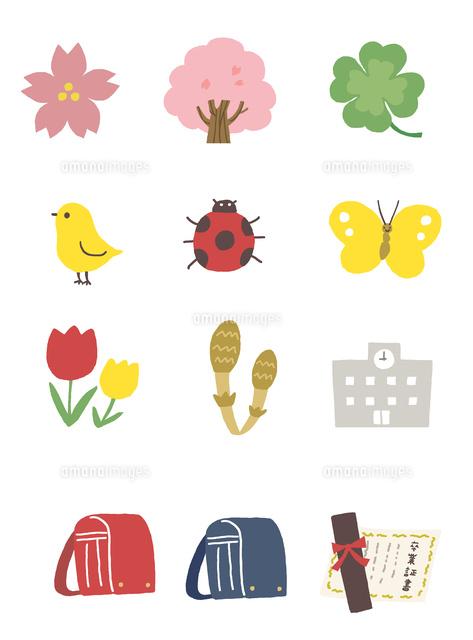 春の イラスト