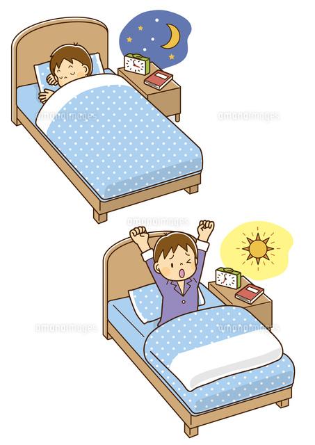 覚ます 方法 を 朝 目