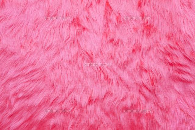 ピンクのファー の写真素材 イラスト素材 アマナイメージズ