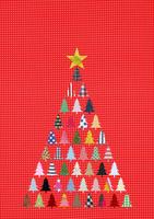 クリスマスツリー 10467000003| 写真素材・ストックフォト・画像・イラスト素材|アマナイメージズ