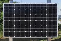 北新潟太陽光発電所,太陽電池パネル 10467002076| 写真素材・ストックフォト・画像・イラスト素材|アマナイメージズ