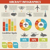 Aircraft military and passenger aviation air tourism infographic vector illustration 60016004155  写真素材・ストックフォト・画像・イラスト素材 アマナイメージズ