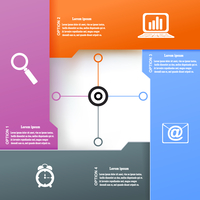 Modern  infographic for business project. Vector illustration 60016013559  写真素材・ストックフォト・画像・イラスト素材 アマナイメージズ