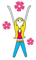 のびをする女性のイメージ 02419000119| 写真素材・ストックフォト・画像・イラスト素材|アマナイメージズ
